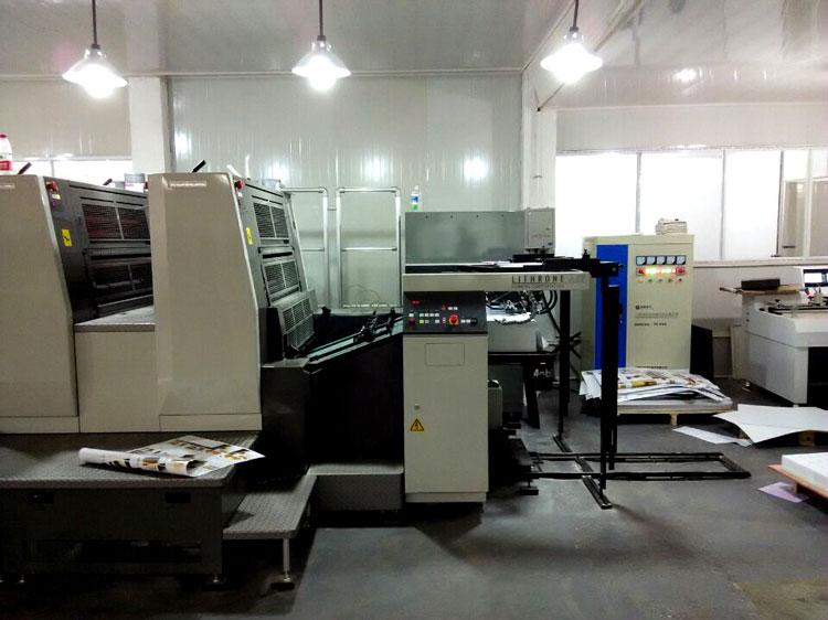 大功率稳压器SBW在印刷行业的应用