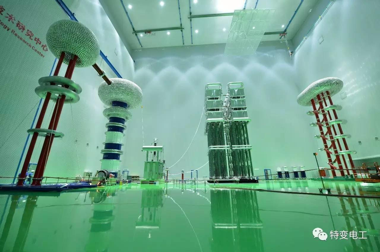 世界首台特高压柔性直流电源换流阀研究成功